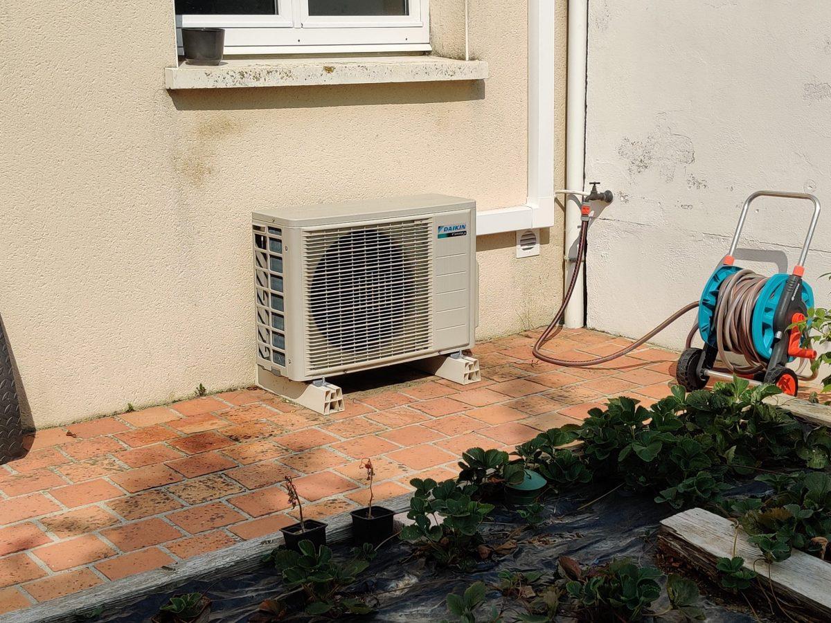 climatiseur extérieur