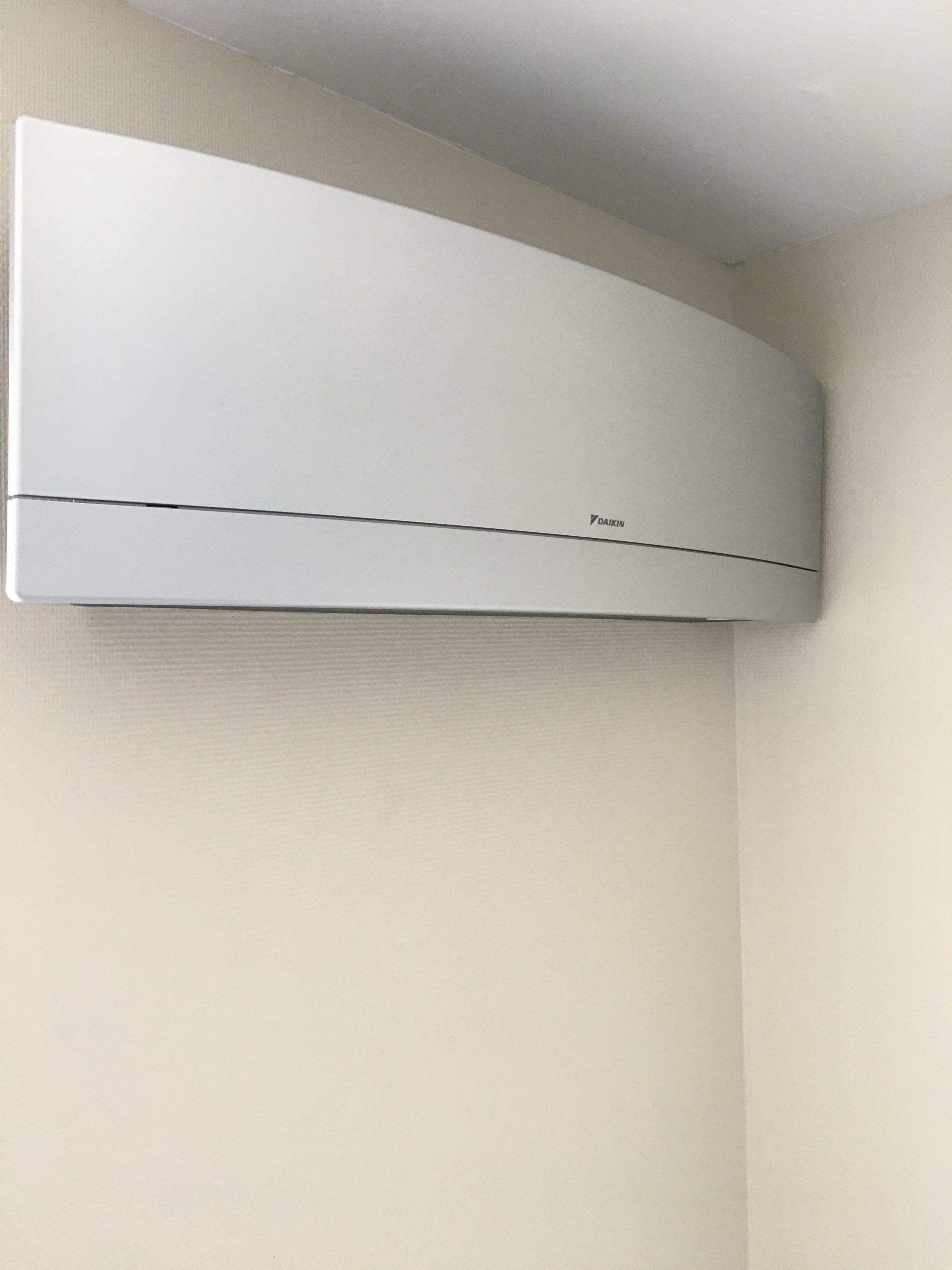 climatisateur monoslipt blanc